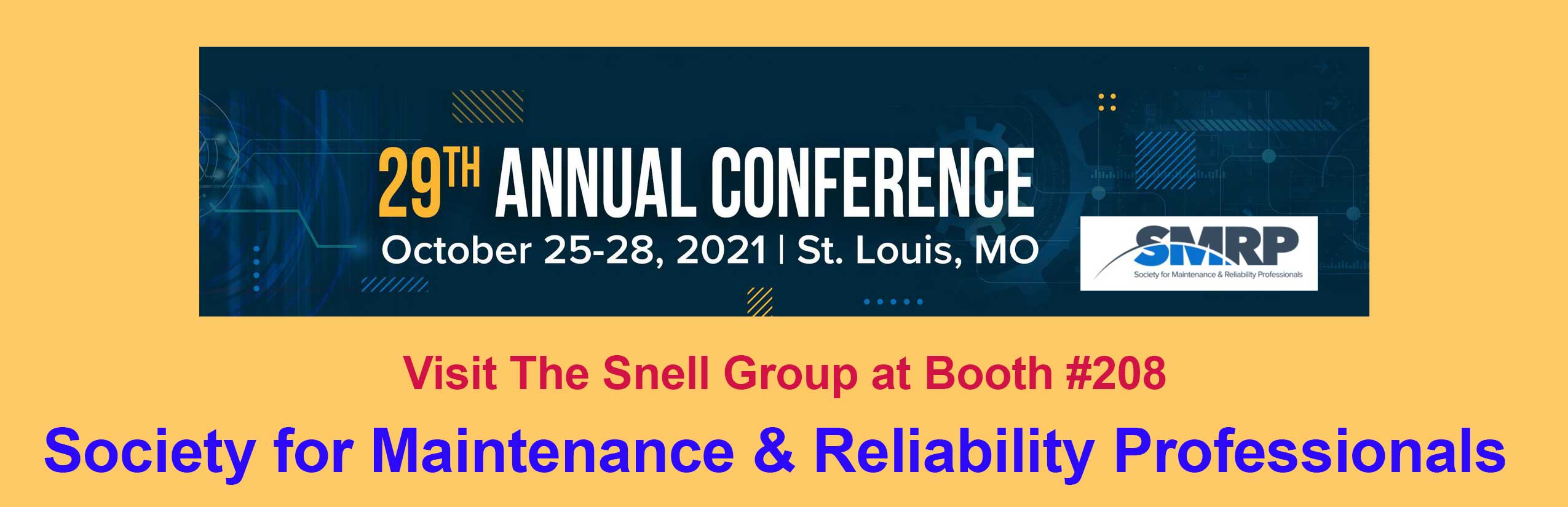 2021 SMRP Conference
