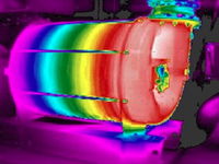 Infrared for Mechanical Inspections