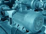 Sample of a pump motor.