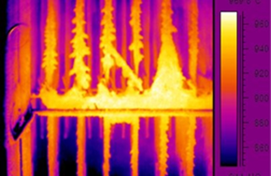 Refineries, chemical plants, and power plants all have unique highly specialized, applications for thermal imaging.