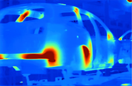 Infrared in the Automotive Industry