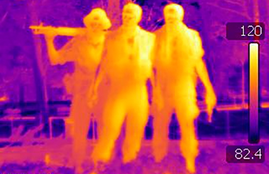 Thermal Perceptions vs. Reality